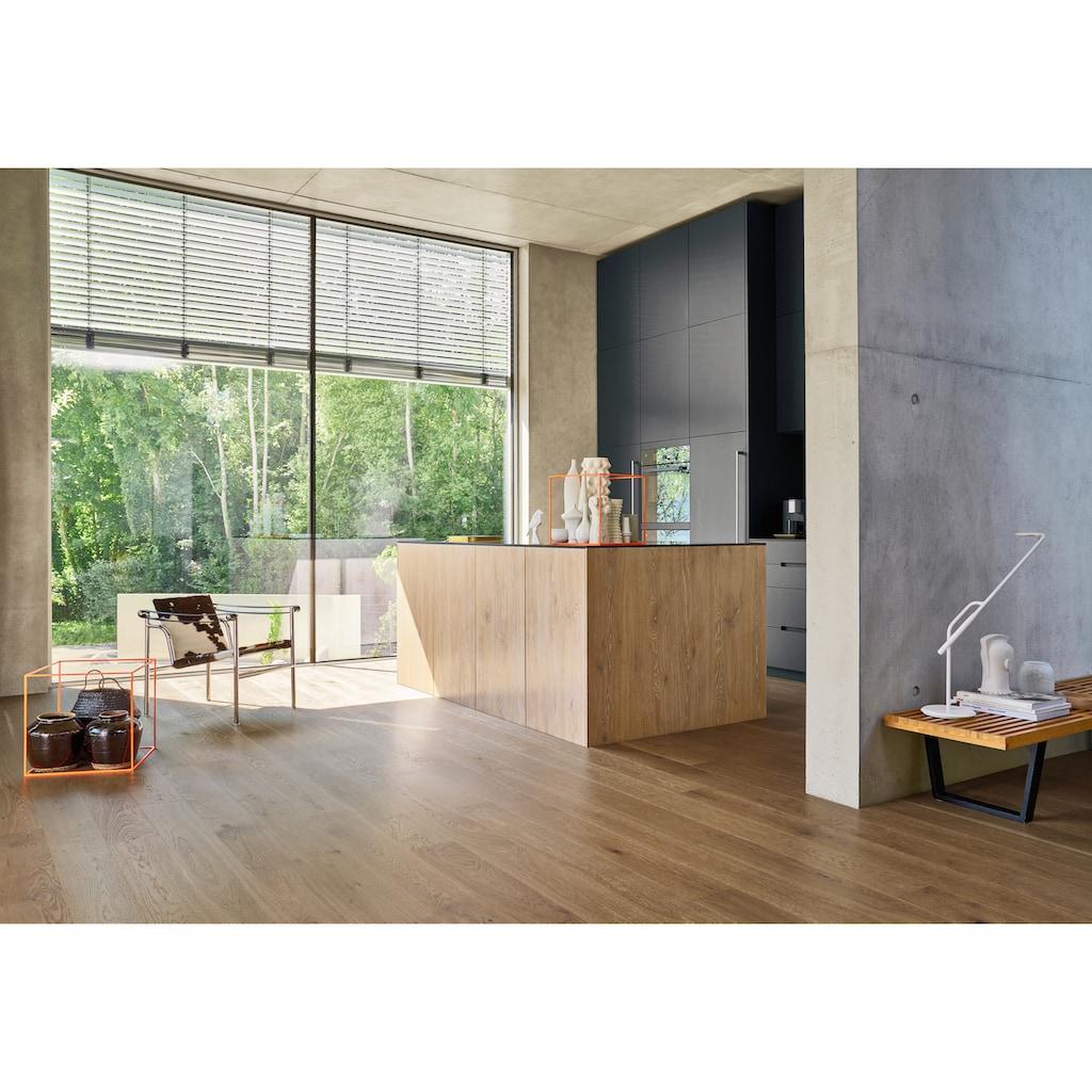 PARADOR Parkett »Trendtime 4 Living - Eiche nougat, lackiert«, Klicksystem, 2010 x 160 mm, Stärke: 13 mm, 2,89 m²
