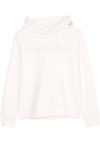 Marc O'Polo Junior Kapuzensweatshirt, Stickerei kaufen
