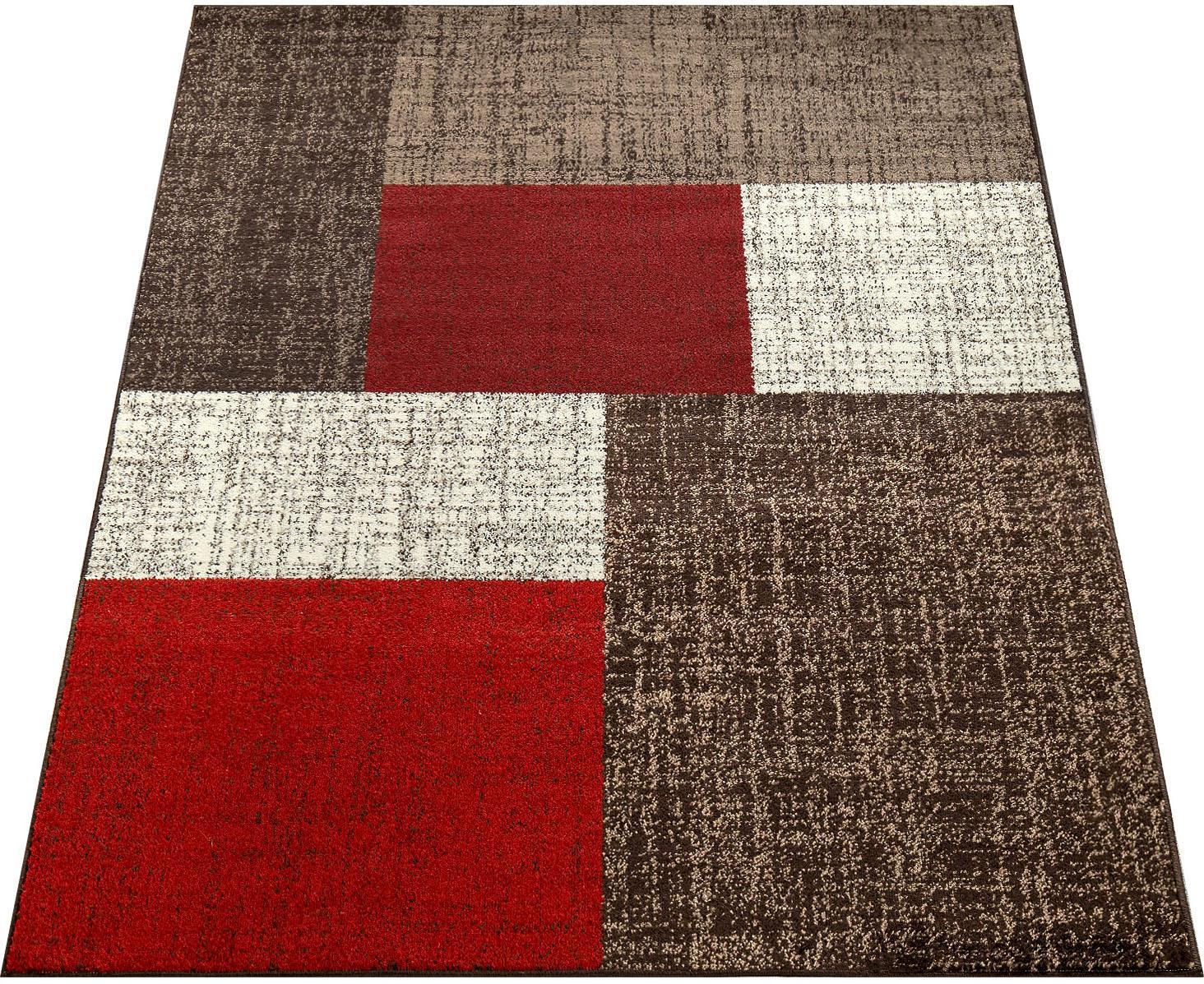 Teppich Mondial 105 Paco Home rechteckig Höhe 14 mm maschinell gewebt