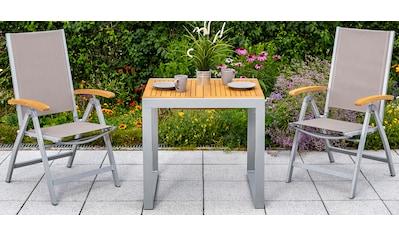 Gartentische Rund Eckig Online Auf Rechnung Kaufen Baur