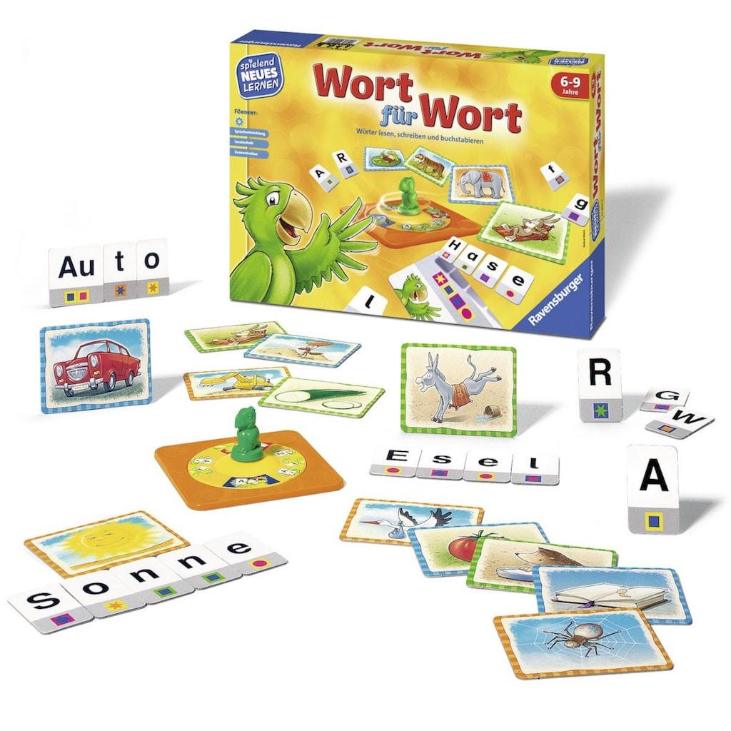 Ravensburger Spiel »Wort für Wort«, Made in Europe, FSC® - schützt Wald - weltweit