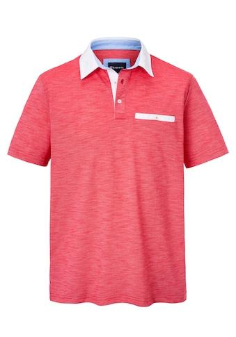 Babista Poloshirt in zweifarbiger Optik kaufen