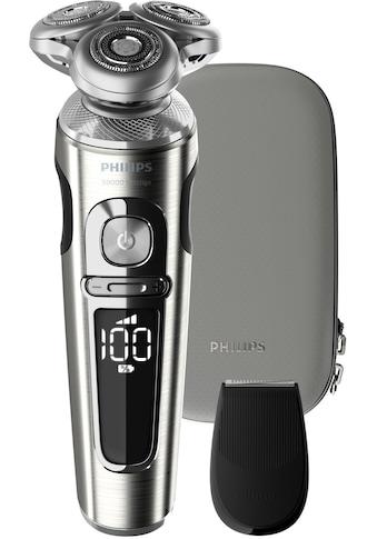 Philips, Elektrorasierer SP9820/18, Anzahl Aufsätze: 1 kaufen