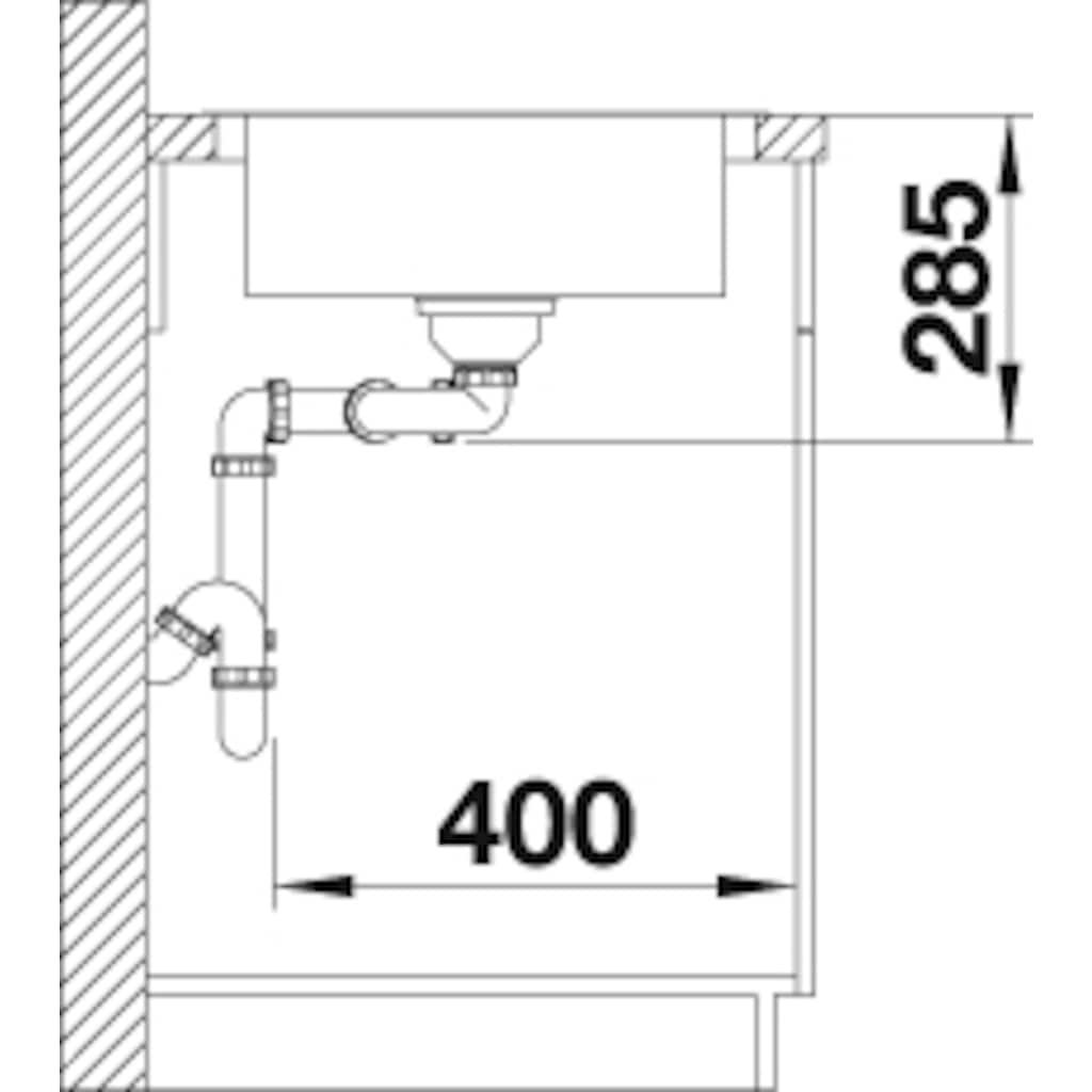 Blanco Küchenspüle »LANTOS 8-IF«
