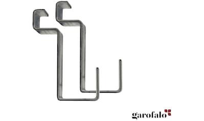 GAROFALO Wandhaken »GANCI SMALL EVO«, 2 Haken klein kaufen