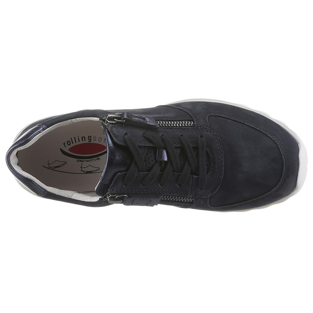 Gabor Rollingsoft Keilsneaker, in hochwertiger Verarbeitung