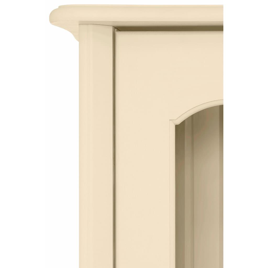 Home affaire Vitrine »Lebo«, aus massiver Kiefer, Breite 61 cm