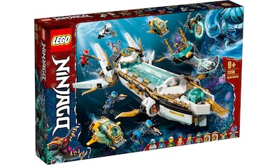 LEGO® Konstruktionsspielsteine »Wassersegler (71756), LEGO® NINJAGO®«, (1159 St.),... kaufen
