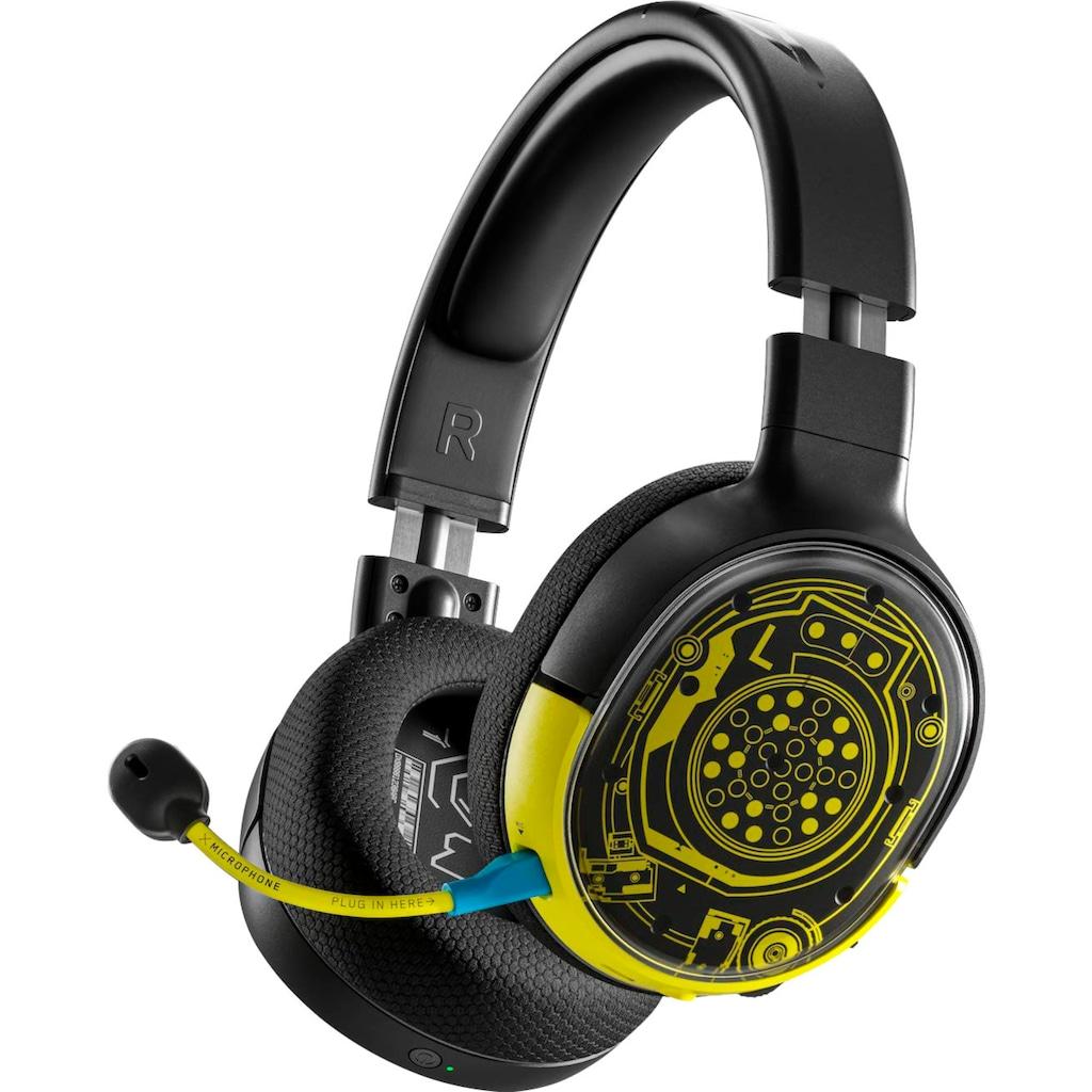 SteelSeries »Arctis 1 wireless Cyberpunk 2077 Edition« Gaming-Headset