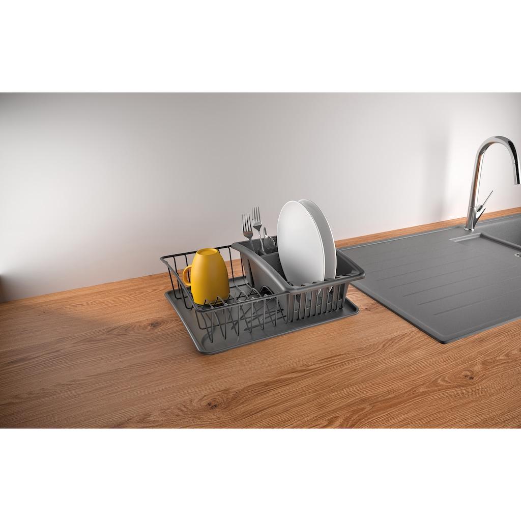 Metaltex Geschirrständer »Aquatex Plus Spülkorb«, TouchTherm®-Beschichtung