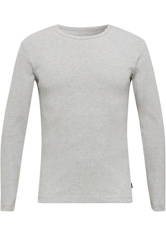 Esprit Langarmshirt, toller Basic-Artikel kaufen