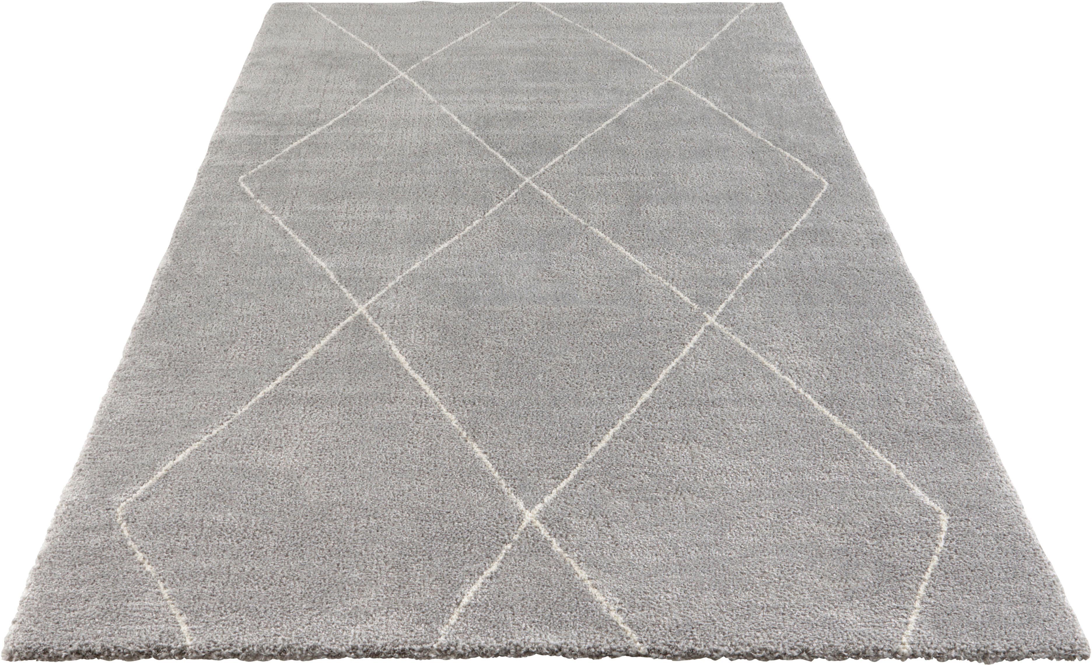 Teppich Massy ELLE Decor rechteckig Höhe 14 mm maschinell gewebt