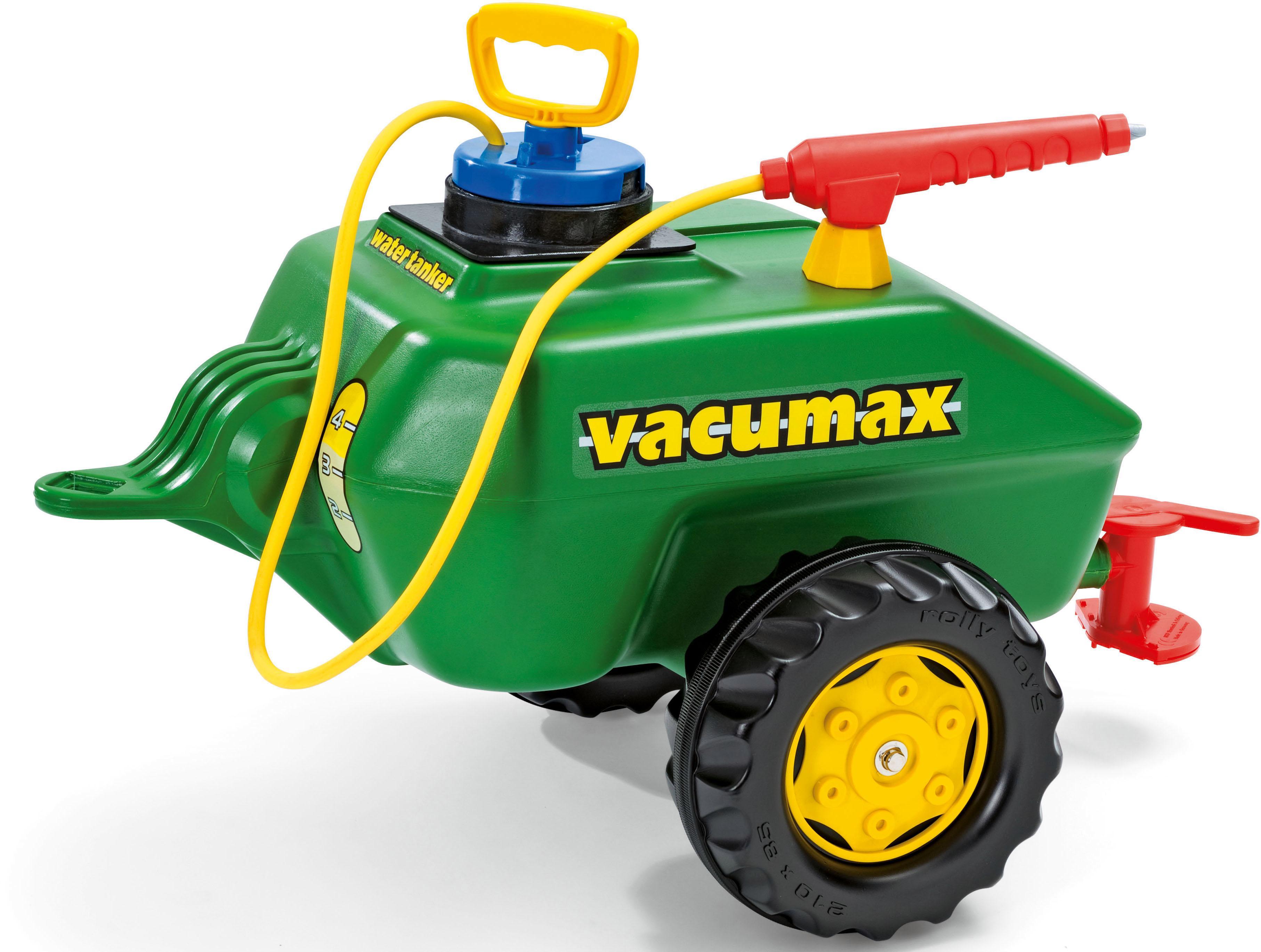 "rolly toys Kinderfahrzeug-Anhänger ""Vacumax"" Technik & Freizeit/Spielzeug/Autos, Eisenbahn & Modellbau/Spielzeugautos/Zubehör für Spielzeugautos"
