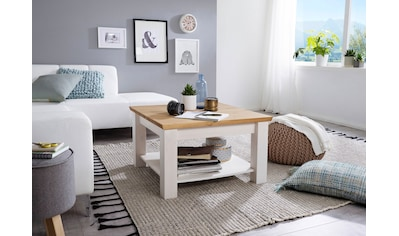 Premium collection by Home affaire Couchtisch »Marissa«, aus Massivholz, hochwertig... kaufen