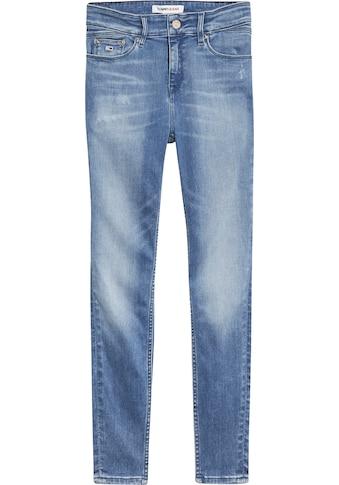 Tommy Jeans Skinny-fit-Jeans »SHAPE MR SKNY DYQCDS«, mit Push-up Effekt für einen... kaufen