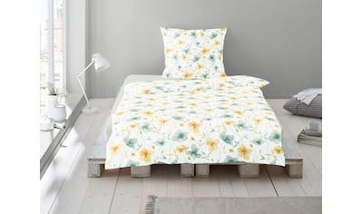 Irisette Bettwäsche »Calypso 8162«, mit rankenden Blumen kaufen
