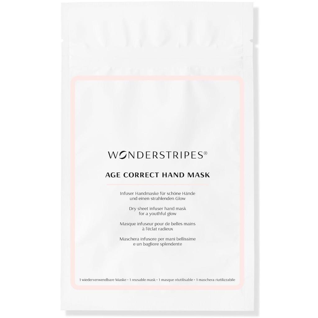 WONDERSTRIPES Handmaske »Age Correcting Hand Mask«