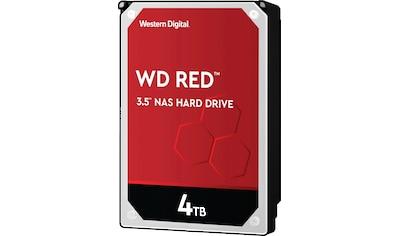 Western Digital HDD-NAS-Festplatte »WD Red«, Bulk kaufen