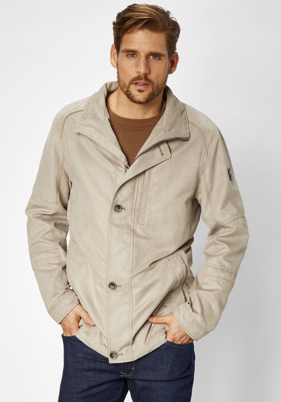 S4 Jackets klassische wasserabweisende Jacke Umberto | Bekleidung > Jacken | s4 Jackets