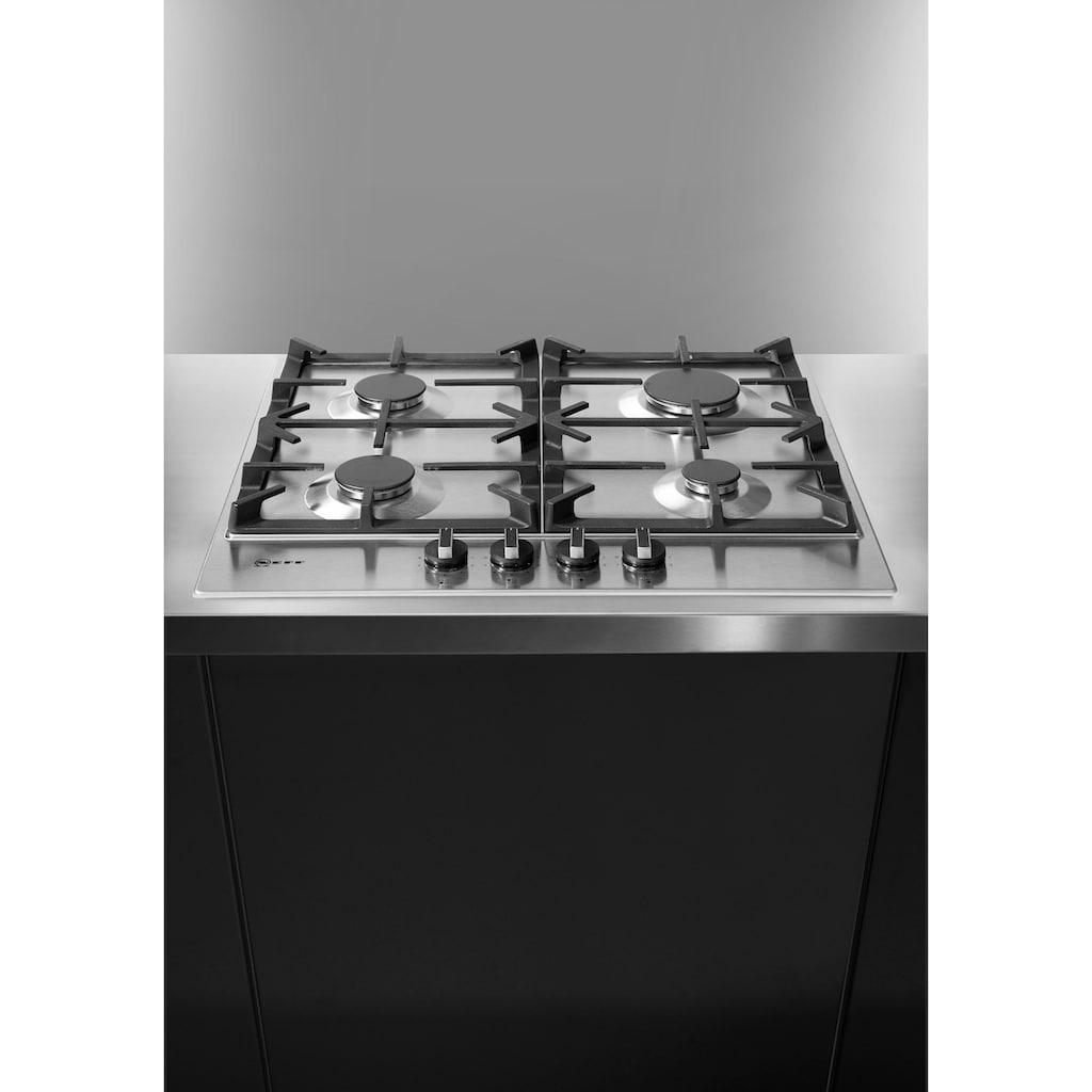 NEFF Gas-Kochfeld »T26DS49N0D«, T26DS49N0D, mit integrierten Kochstellenreglern