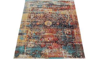 Paco Home Teppich »Artigo 420«, rechteckig, 4 mm Höhe, In- und Outdoor geeignet,... kaufen