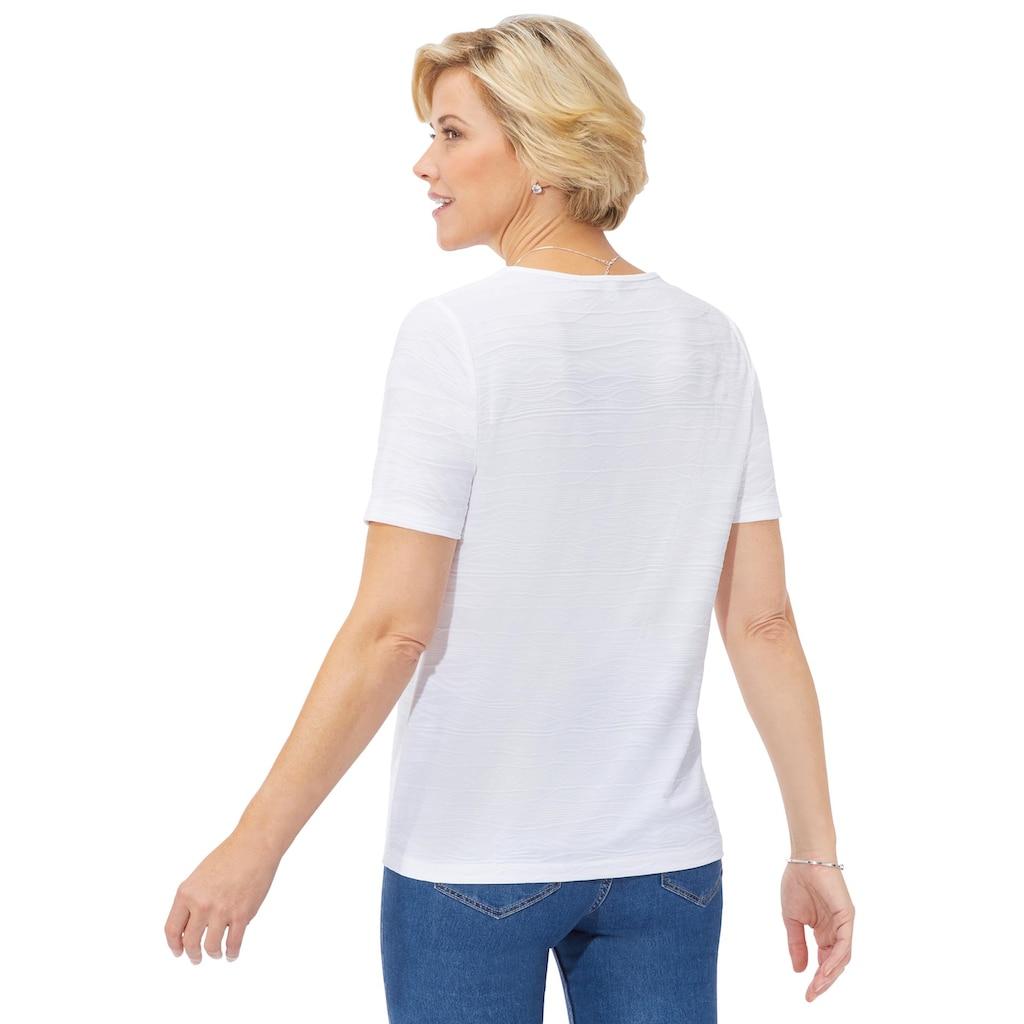 Classic Rundhalsshirt