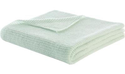 BIEDERLACK Wohndecke »Mesh Knit« kaufen