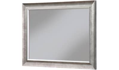 WELLTIME Badspiegel »Mira«, Spiegel silberfarben, 80 x 60 cm kaufen
