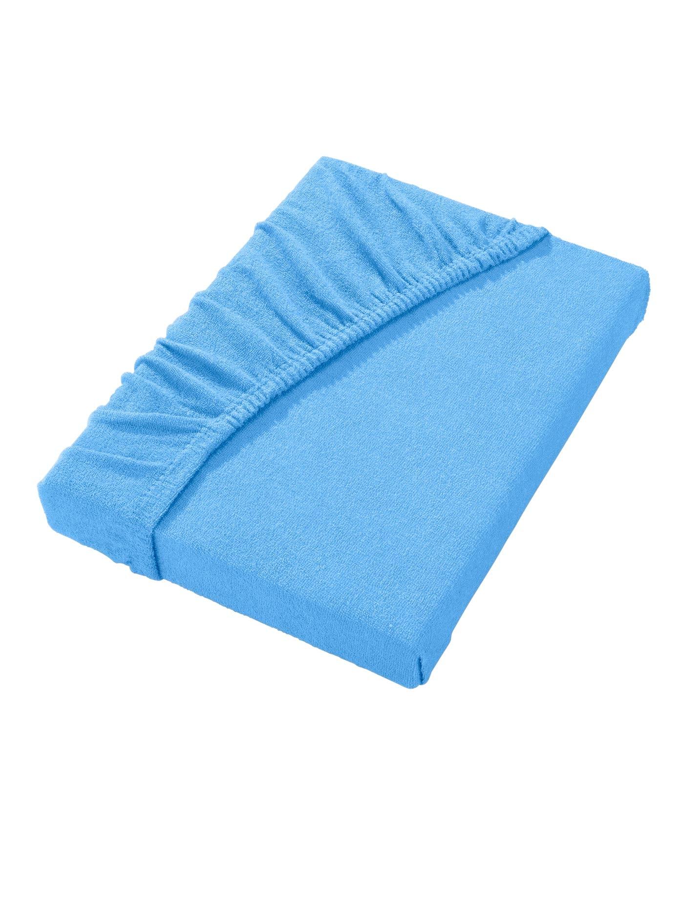Frottee-Stretch-Spannbetttuch
