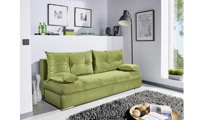 Home affaire Schlafsofa »Laelia« kaufen