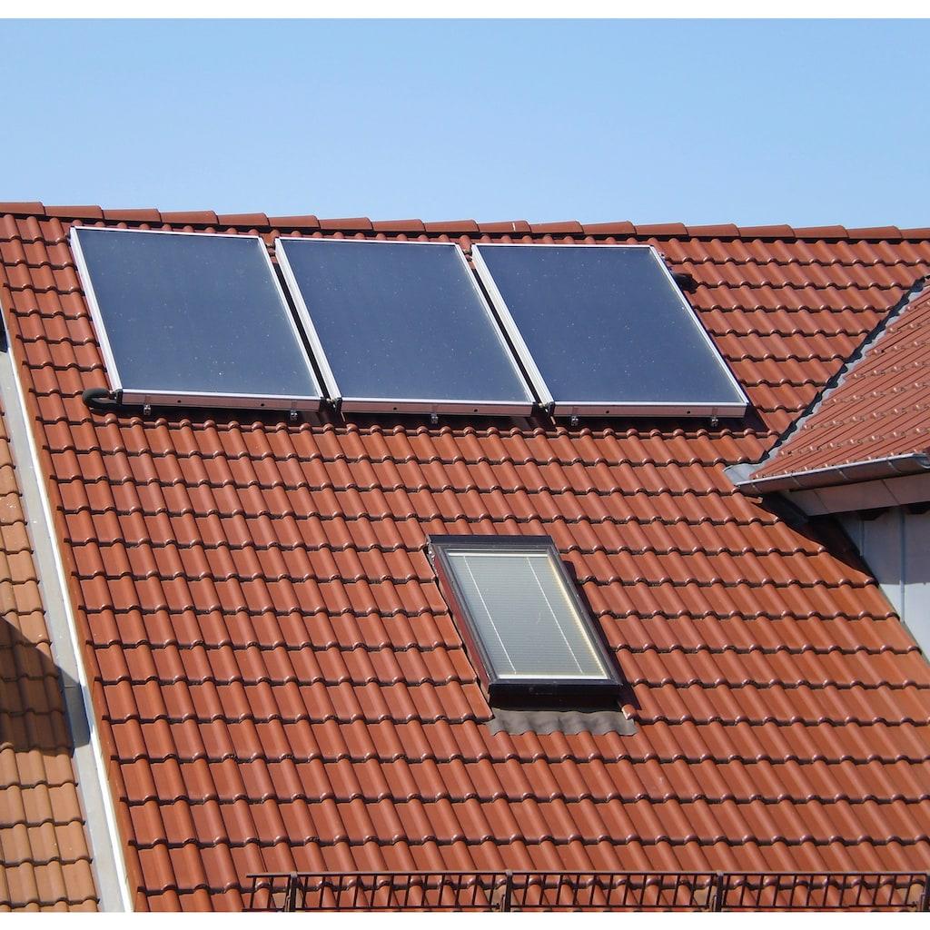 Sunset Solarmodul »SUNone 3S/1 mit 300 l TWS-Speicher«, zur Brauchwassererwärmung