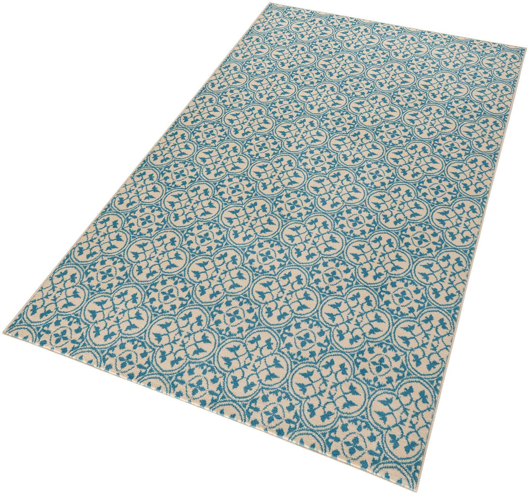 Teppich Pattern HANSE Home rechteckig Höhe 9 mm maschinell gewebt
