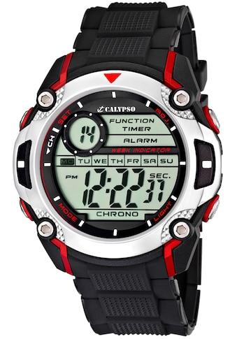 CALYPSO WATCHES Chronograph »Digital For Man, K5577/4« kaufen