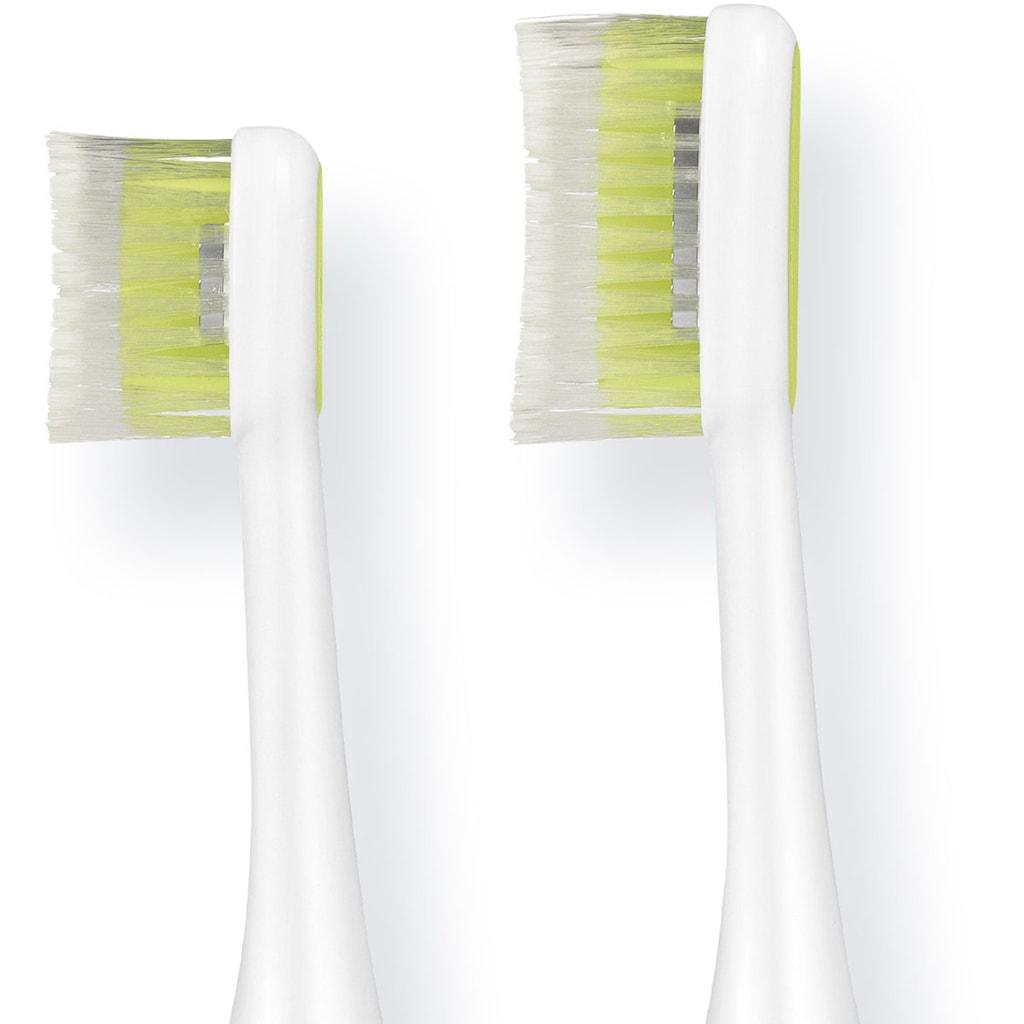 Silk'n Schallzahnbürste ToothWave, Aufsteckbürsten: 2 Stk.