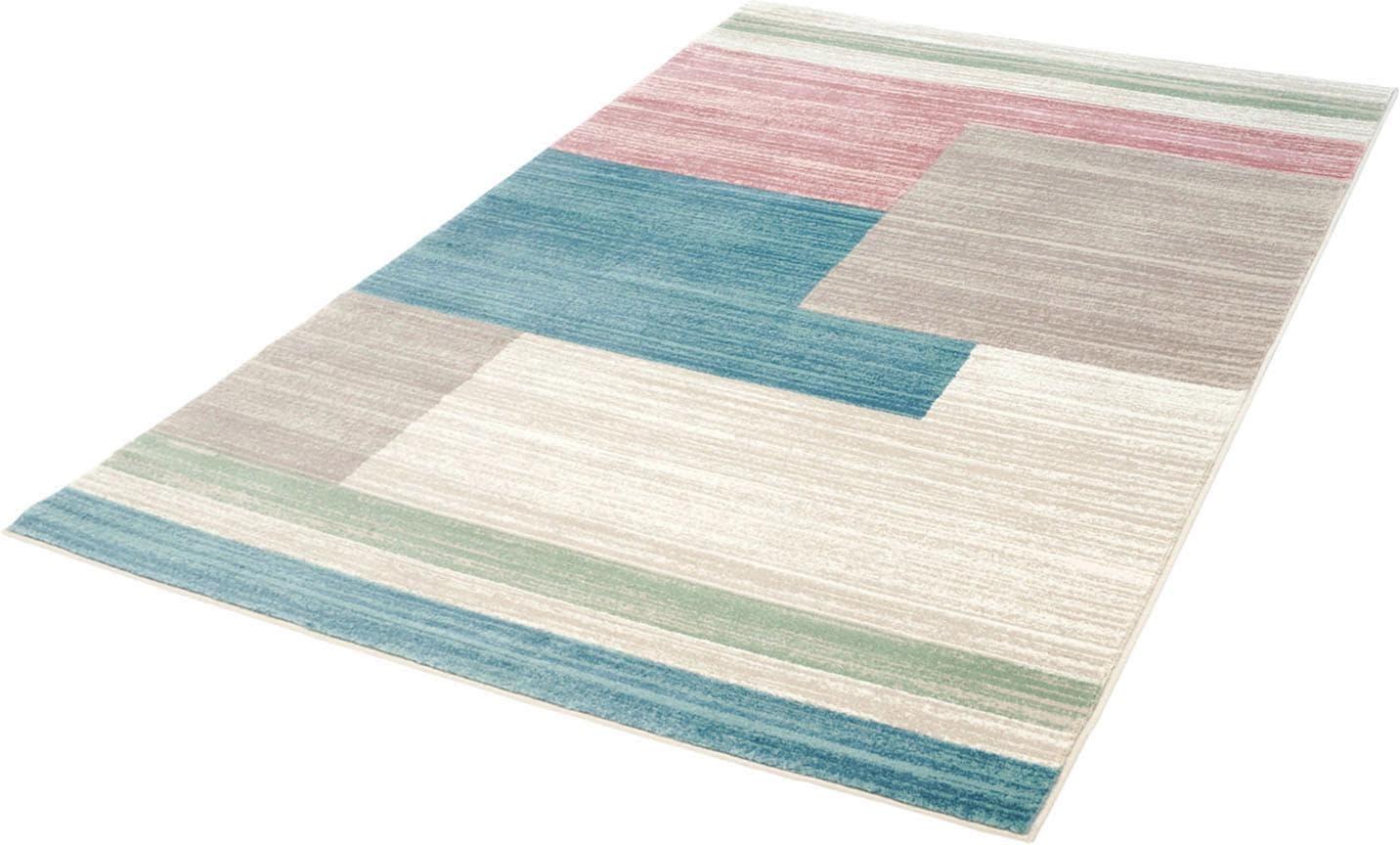 Teppich Inspiration 5807 Carpet City rechteckig Höhe 11 mm maschinell gewebt