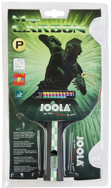 Joola Tischtennisschläger Mega Carbon (Packung) Technik & Freizeit/Sport & Freizeit/Sportarten/Tischtennis/Tischtennis-Ausrüstung