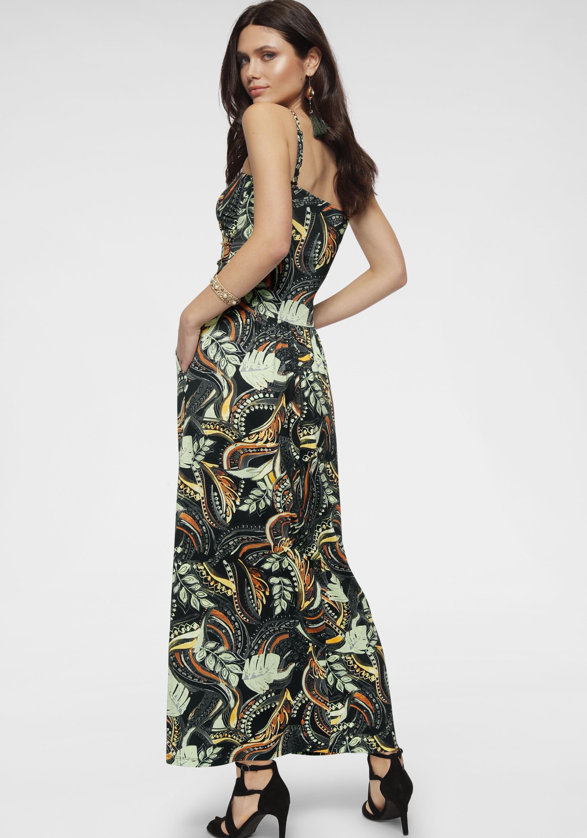 Laura Scott Maxikleid Damenmode/Bekleidung/Kleider/Maxikleider