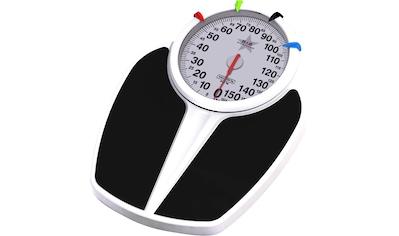 BISCHOF Personenwaage »Doktorwaage«, mit vier Gewichtsmarkern kaufen