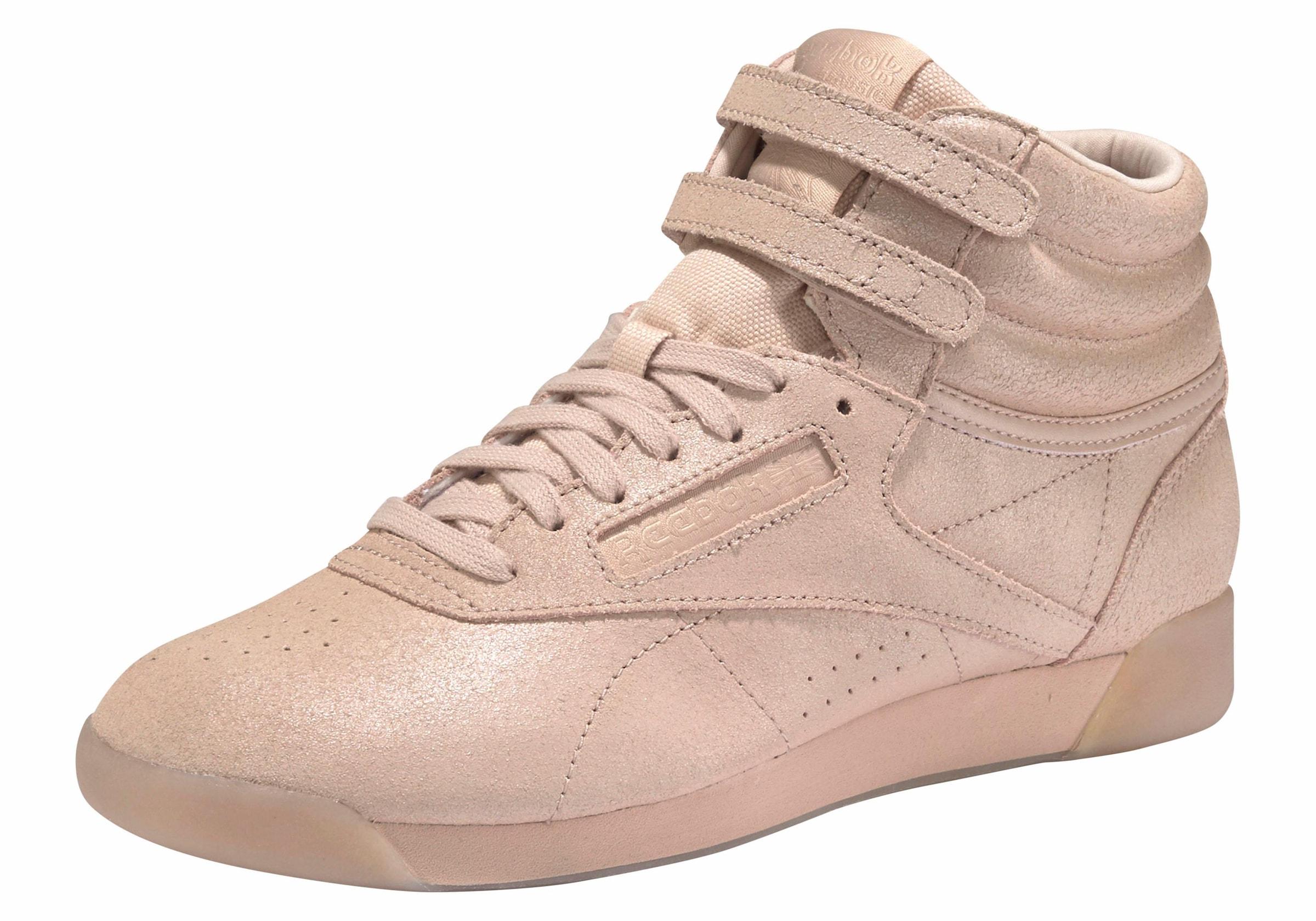 Reebok Classic Sneaker »Freestyle Hi x Face Stockholm