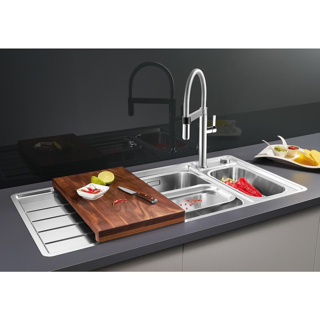 Blanco Küchenspüle »AXIS III 6 S-IF Edition«