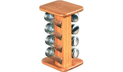KESPER for kitchen & home Gewürzkarussell, Bambus kaufen