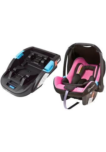BabyGo Autokindersitz »Travel XP + Base«, Klasse 0+ (bis 13 kg) kaufen