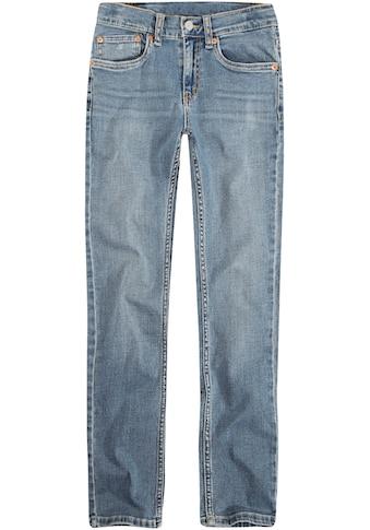 Levi's Kidswear Stretch-Jeans »LVB 512 SLIM TAPER JEAN« kaufen