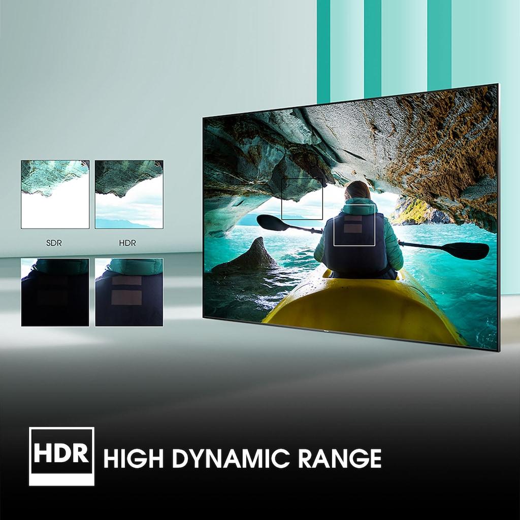 "Hisense LED-Fernseher »43AE7010F«, 108 cm/43 "", 4K Ultra HD, Smart-TV, 4K Ultra HD"