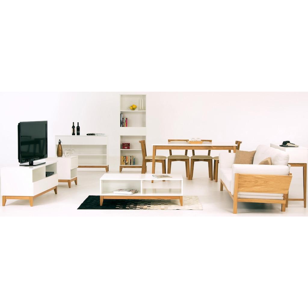 Woodman Standregal »Elinee«, Breite 120 cm