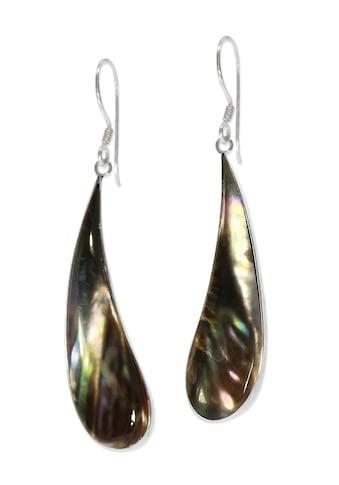 Adelia´s Paar Ohrhänger »Perlmutt Ohrhänger Ohrringe 925 Silber« kaufen