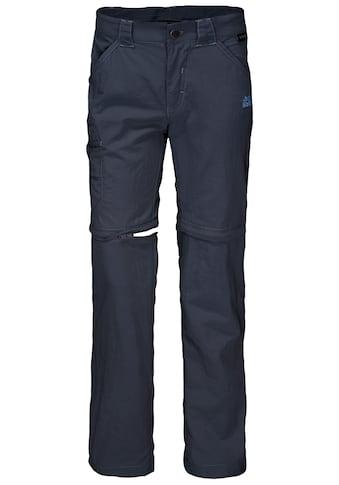 Jack Wolfskin Zip-off-Hose »SAFARI ZIP OFF PANTS K« kaufen