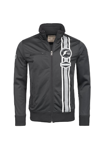 Lonsdale Trainingsjacke mit Logo Patches kaufen