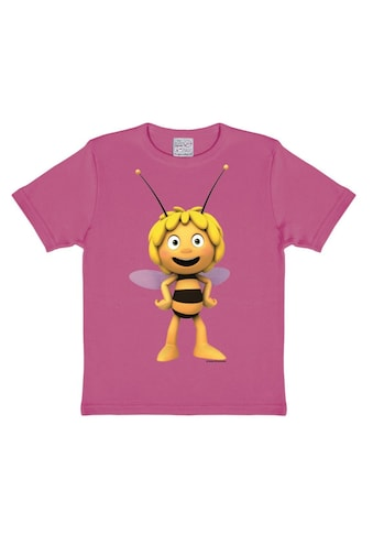 LOGOSHIRT T - Shirt mit tollem Frontprint »Maja 3D« kaufen