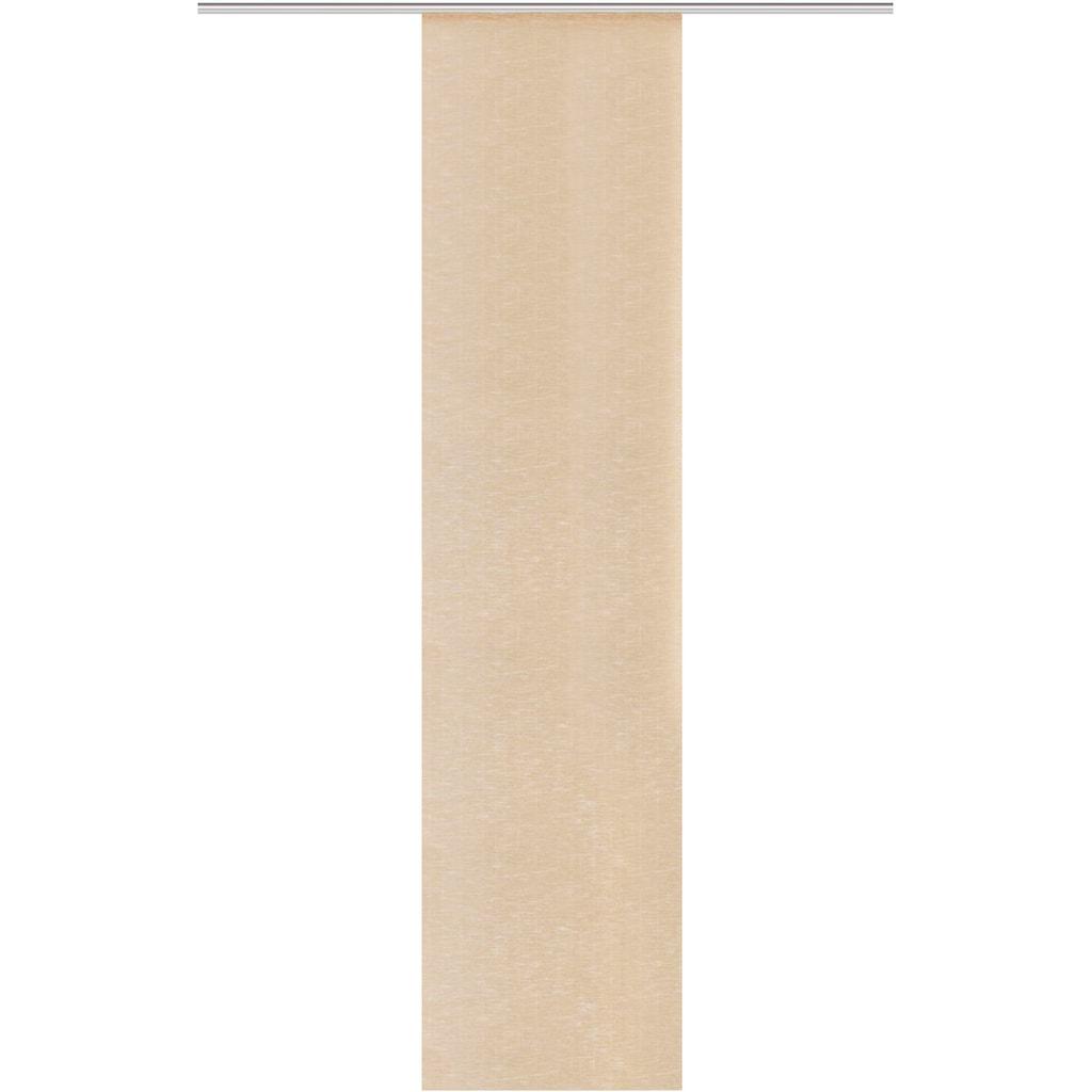 HOME WOHNIDEEN Schiebegardine »BALTO«, HxB: 245x60, Struktur Schiebevorhang